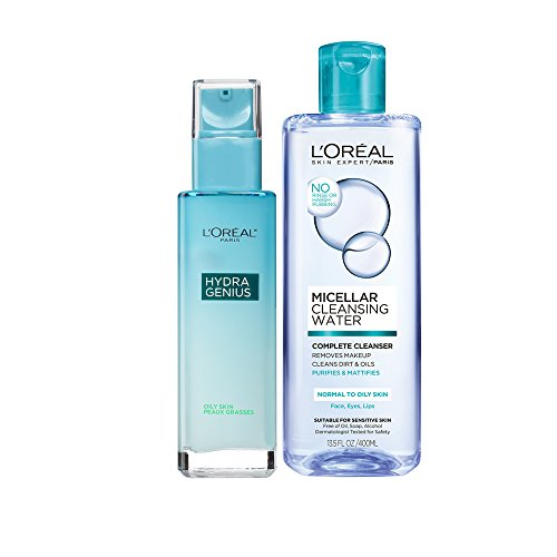 LOreal Paris Genius Micellar Normal