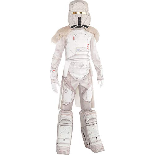 Costumes USA Solo: A Star Wars Story Ranger Trooper Costume for Boys, Includes a Jumpsuit and Boot Covers