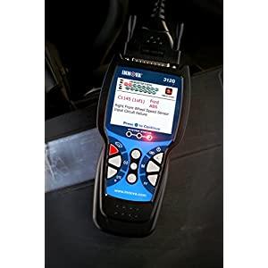 Innova 3120f Bluetooth Check Engine Code Reader Scan Tool with ABS, SRS, Battery and Oil Reset, and Fix Assist