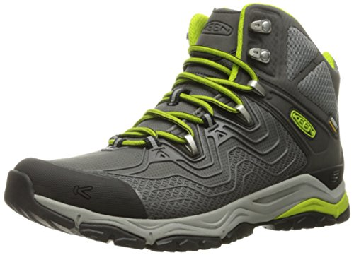 Keen Aphlex Mid, Zapatos de High Rise Senderismo para Hombre Gris (Gargoyle/MACAW)