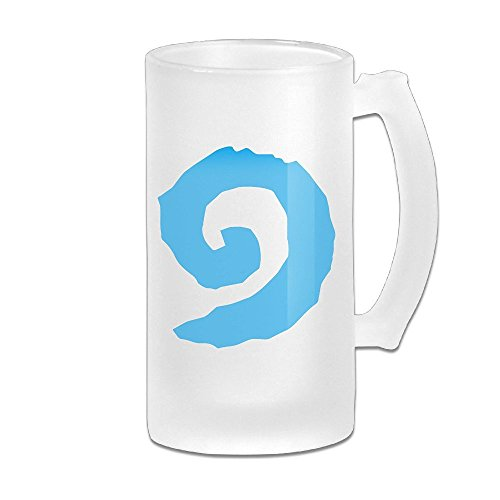 Price comparison product image Hearthstone Logo Grind Beer Glass Mug White