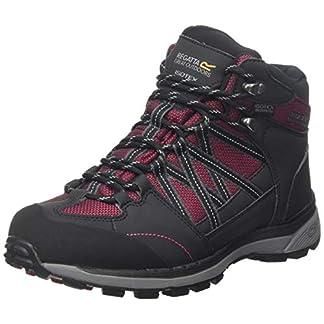 Regatta Ldy Samaris Md Ii, Women's High Rise Hiking Boots 9