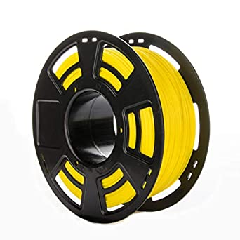 VertexBot - Filamento de impresora 3D PLA amarillo de 1,75 mm ...