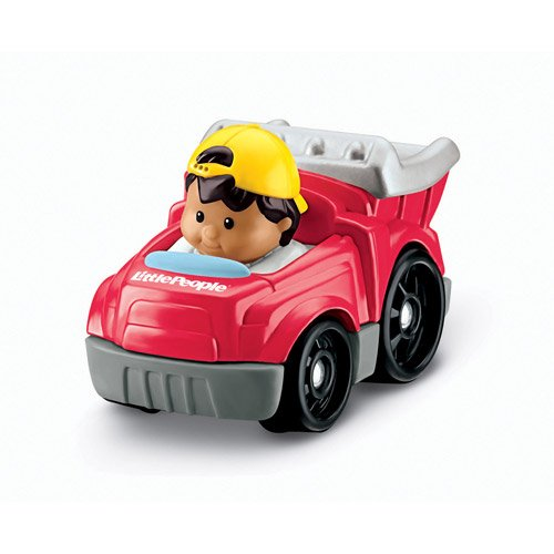 Fisher-Price Little People Wheelies Dump Truck (Little People Dump Truck)