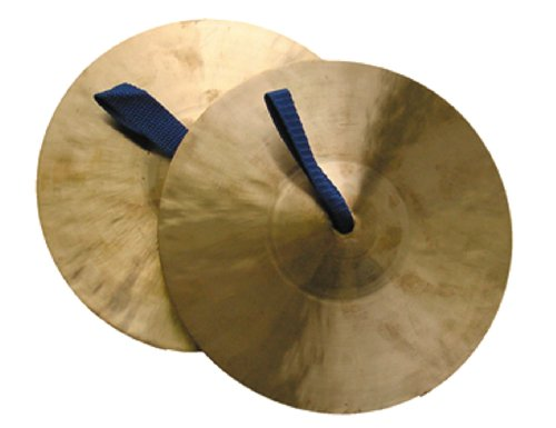 Hand cymbals pair brass handmade - ab kids-530 by AB Kids Percussion