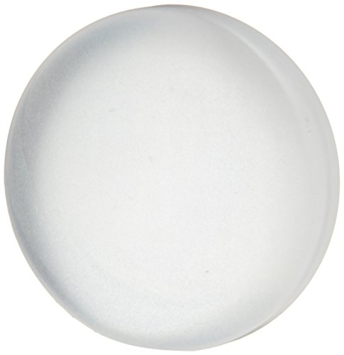 Slimline Buttons Series 1-White Shank 1/4