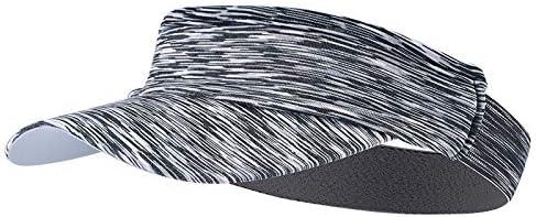 gorro de secado r/ápido gorro de b/éisbol plegable para verano con protecci/ón solar 360 Qiran Gorra unisex reflectante para correr para hombres y mujeres