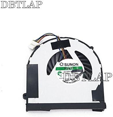 DBTLAP Laptop CPU Fan Compatible for Acer 1830 1830z 1830t 1830tz One 721 ms2298 ao753 JV10 1430 1430Z dfs400805l10t f93x MG50060V1-B010-S99 AB5405MX-Q0B DFS400805l10T Laptop