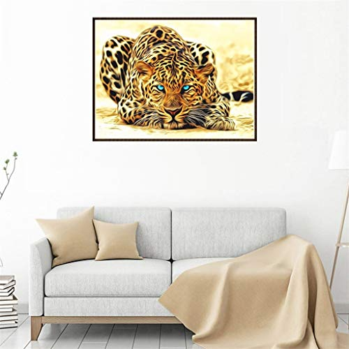 OrchidAmor 5D Embroidery Paintings Rhinestone Pasted DIY Diamond Painting Cross Stitch 2019]()