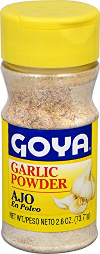Goya Foods Garlic Powder, 2.6-Ounce