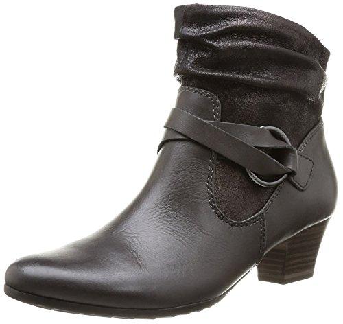 292 montantes Metal 25313 Gris Chaussures Graphite Tamaris femme F60HSvxq