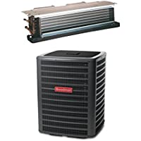 2.5 Ton 14 Seer Goodman Air Conditioning System (AC only) GSX160301 - ACNF300816 - TX2N4