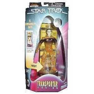 Star Trek: Transporter Series-LT. Commander Data