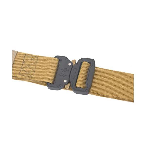 Firally Cintura Elastica Ntrecciata da Uomo Moda Casuale Tinta Unita Cintura Dimensioni Regolabili Fibbia Automatica… 3 spesavip