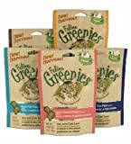 6PACK Greenies Feline (18 oz) Chicken