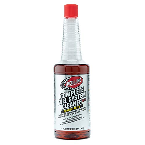 Red Line 60103-4PK Complete SI-1 Fuel System Cleaner - 15 Ounce, (Pack of 4) (2010 Toyota Corolla Engine Size 1-8 L)