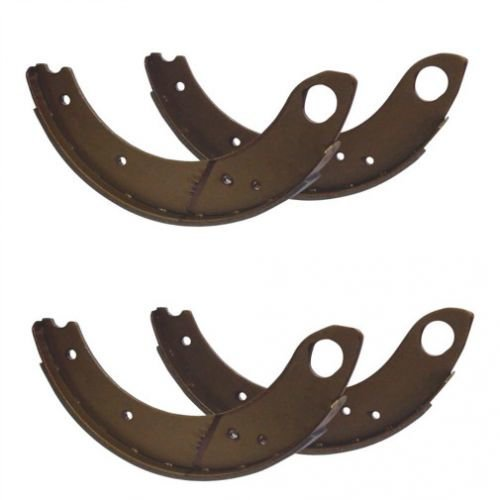 Brake Shoes - Set of 4 Ford 2600 2600 333 3300 234 2120 3190 2110 4000 2310 2310 3120 231 3500 531 334 3400 2100 335 230A 3610 3150 2300 2610 2610 3330 4110 4110 3100 233 3310 3000 2000 3600 3600