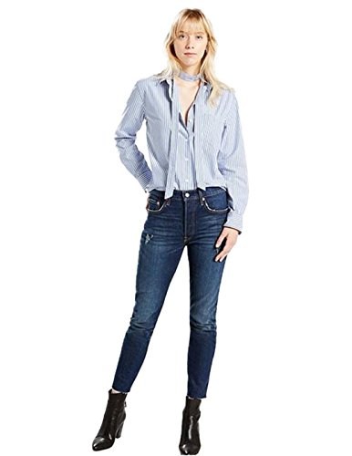 501 Sempre Blu Skinny Blue Jeans Song Levis For OBxw55gvq