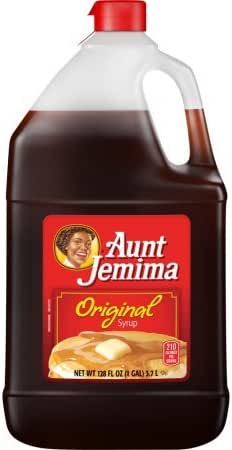 Honeys & Syrups: Aunt Jemima Original Syrup