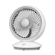 【2020年版】Umimile サーキュレーター 首振り 静音 壁掛け 扇風機 ...