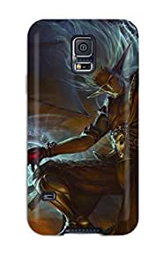 Theodore J. Smith's Shop Best Fashion Case Cover For Galaxy S5(sorcerer)
