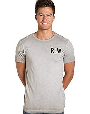 G-Star Thys Lyon Jersey T-Shirt Mercury