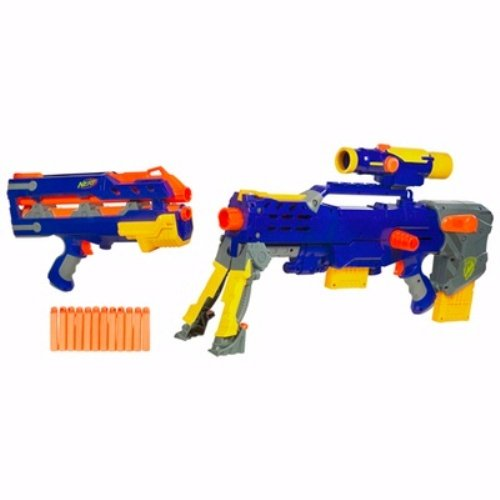 Nerf N strike Longstrike CS 6: Image 2
