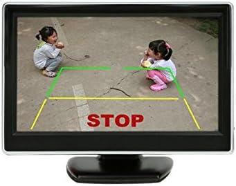 BW 3,5/4,3/5 Inch Car Monitor: Amazon.es: Electrónica
