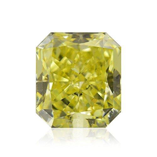0.54 Ct Radiant Diamond - 2