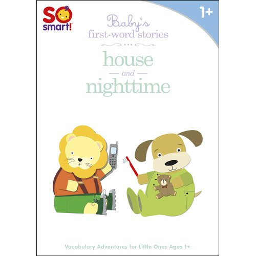 Baby's First Word Stories 1: House & Nighttime [DVD] [Import] B002ID08Y0