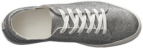Kenneth Cole REACTION Womens Kam-Era 2 Fashion Sneaker Silver/Glitter sJMFgV