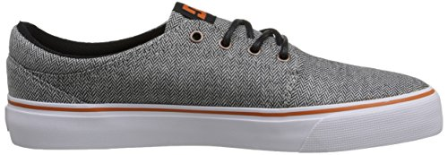 Grey Trase da Uomo Grey Se LGR M Shoe TX Orange DC Sneakers Sq6FdznS