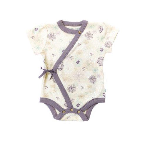 Finn + Emma Baby Girls' Kimono Bodysuit