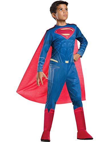 (Rubie's Justice League Child's Superman Costume, Small)