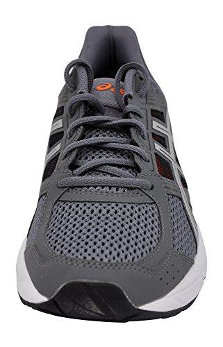 Orange 4 Running Men's Shoe ASICS Silver Gel Carbon Contend qwzgU1