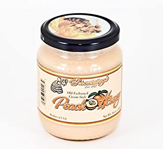 product image for 16oz Gift Jar Old-fashioned Creamed Style Peach Honey