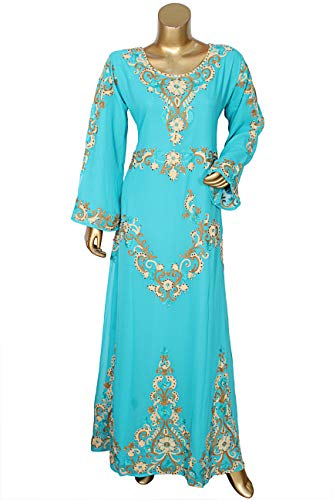 Embroidered Crystal Embellished Arabian Traditional for sale  Delivered anywhere in USA