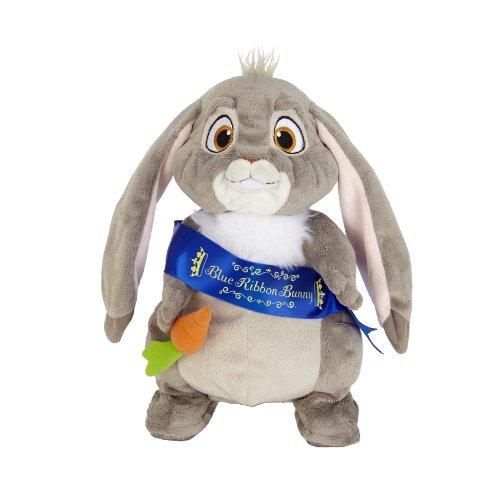 Sofia the First Dancing Blue Ribbon Bunny Plush