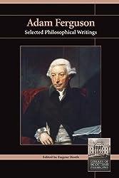 Adam Ferguson (Library of Scottish Philosophy)