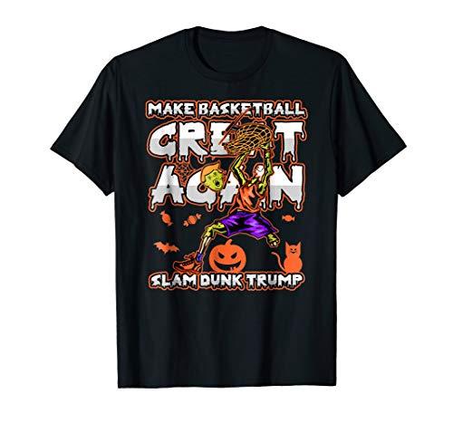 Zombie Trump Make Basketball