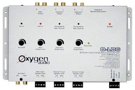 6 Channel Line Output Converter - 3