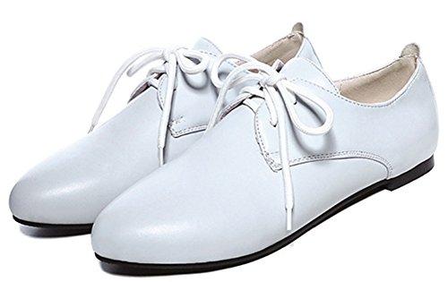 Idifu Donna Casual Chiuso Punta Rotonda Scarpe Basse Basse In Alto Moda Sneakers Da Passeggio Scarpe Viola Chiaro