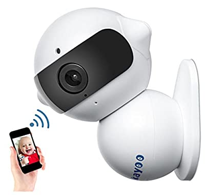 Mikayoo Dual-HD Wireless IP Security Camera,Mini Robot Real-time Remote Safety Monitoring Home Surveillance,Carcorder,Built In Microphone,for baby,pet,oldman,garden by hk that we recomend personally.