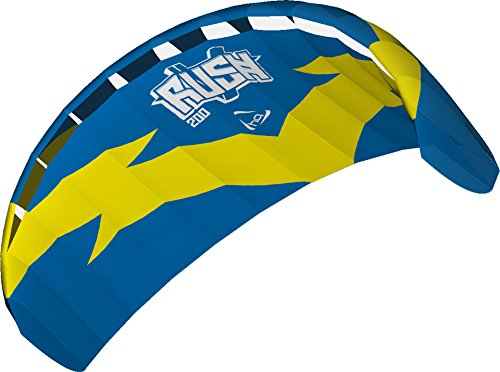 HQ Kites and Designs 118030 Rush V 200 R2F Kite by HQ Kites and Designs