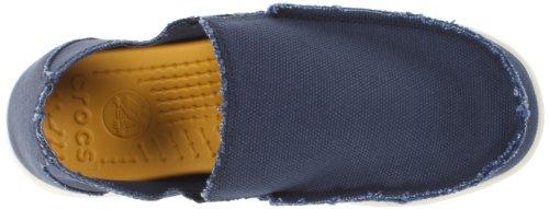 De stucco Blu Crocs Men Cruz navy Lona Casual Santa Hombre 1WqFSg4