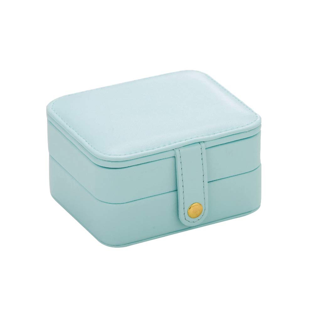 TRENTON 2 Tiers Jewelry Packaging Box, Earrings Case Storage Makeup Organizer Containers