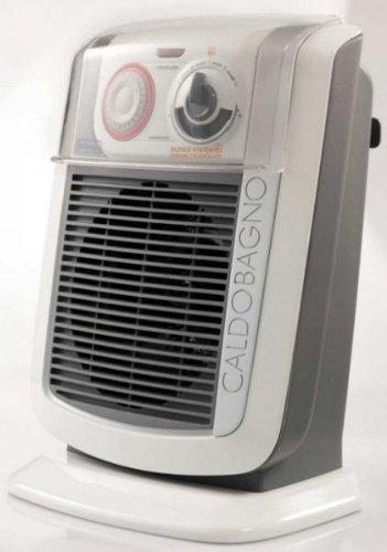 delonghi caldobagno elite hbe3052t termoventilatore da bagno