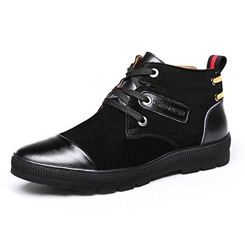 hot sale Ne. bomrvii véritable pour homme en daim chaussures Bottes ... 7d28b8602c3d