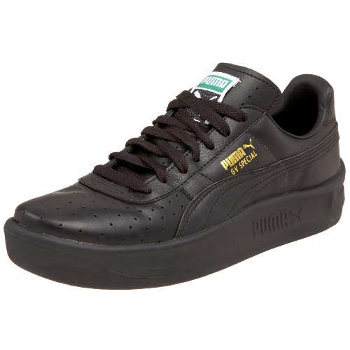 Fashion PUMA Men's Black Black Gold Sneaker GV Special rwtqZw