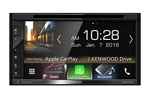 "Kenwood DDX6705S 2 DIN DVD/CD Player 6.8"" LCD Android iPhone HD Radio Bluetooth from Kenwood"